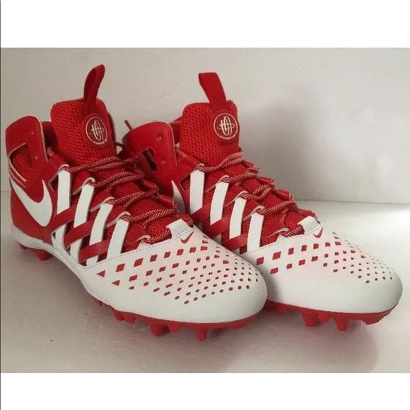 762bcdd3e277 Nike Huarache 5 LAX TD Lacrosse Cleats. M 5ae150989cc7efb9e06ecc84